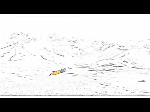 Auto Draw 2: Dry Creek Running Through Denali National Park, Alaska