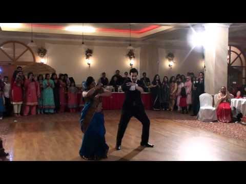 Ali and Farzana - Aaj Hai Sagai Dil Lagi Kuri Gurati di & Yeh...