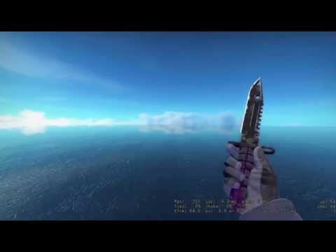 M9 Bayonet Ultraviolet Showcase/Gameplay - CSGO