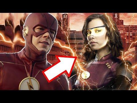 The Flash Season 5 - EVERYTHING We Know So Far! thumbnail