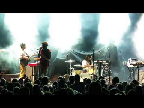 TV ON THE RADIO | TROUBLE (SEEDS) DEBUT | SANTA BARBARA | 10/17/14