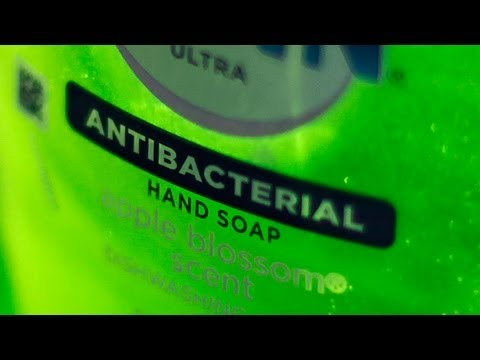 Is Anti Bacterial Soap Safe?