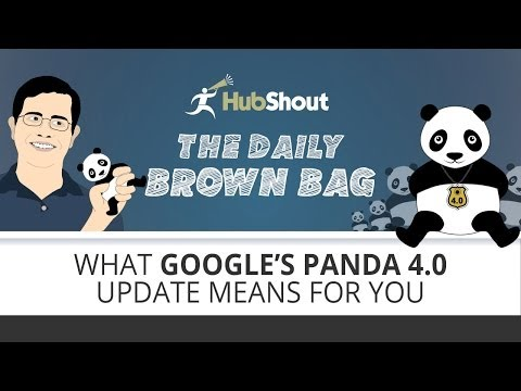 What Google's Panda 4.0 Update Means For You