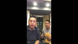 Cung đàn buồn, Tình thôi xót xa with Guitar - Lam Trường [Livestream on FB 27/09/17]