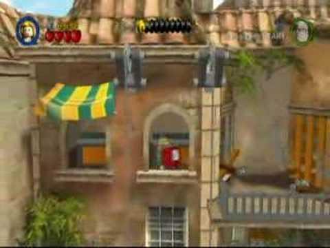 LEGO Indiana Jones - Parcel Locations - Hunt for Sir Richard