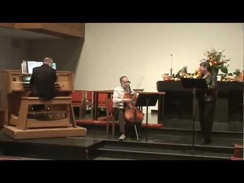 Sonata in C major by Pietro Antonio Fiocco