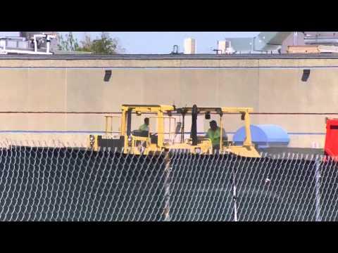 Caterpillar Equipment At Work [5-31-2014]
