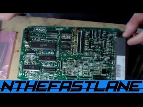 How To Chip A Honda Civic ECU 92-95 5spd
