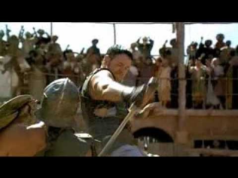 Gladiator is listed (or ranked) 33 on the list The Best Gang Movies