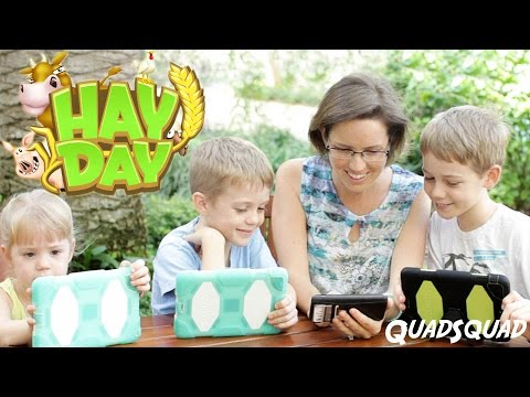 Hay Day Review - Fun Interactive Game for All!
