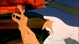Bilbo's Funny Magic Ring