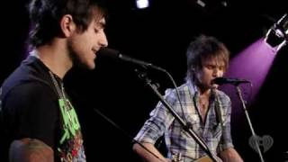 Boys Like Girls  - Love Drunk - Live Stripped Performances