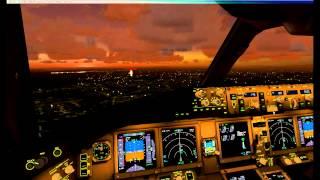 TNT Boeing 737 HD PMDG FSX