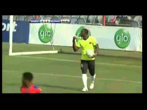 Professional Sport - Emem Eduok Striker Nigeria National Team