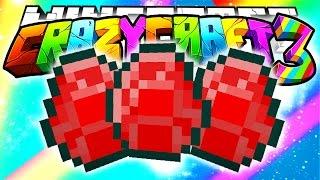 Minecraft Crazy Craft 3.0: Red Diamond Hunt! (SuperHeros Mod)! #91
