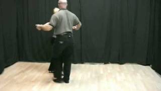 Demo: East Coast Swing ECS for Beginners by Michael Thomas