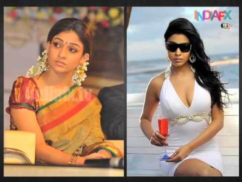 Shriya item girl movie and Nayanthara