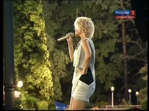 Валерия на «Новой волне — 2010» — Капелькою