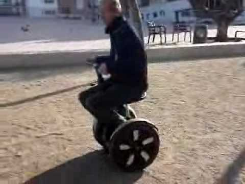 Segway wheel chair