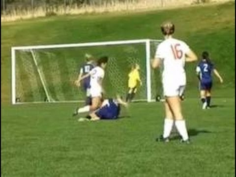 Utah Girls Soccer Player Apologizes After Violently Kneeing Foe In The Face During Match
