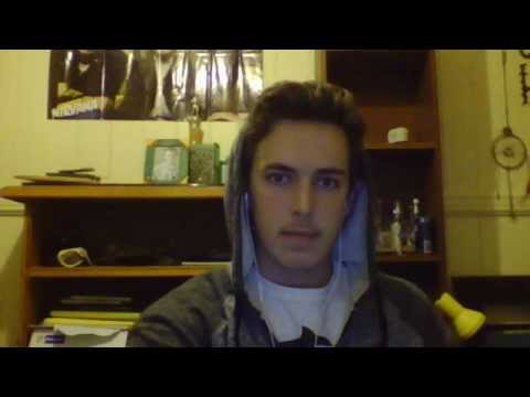 Teenager Sits In Front Of Webcam For 5 Minutes (official) video