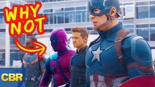 10 Superheroes That Marvel CAN