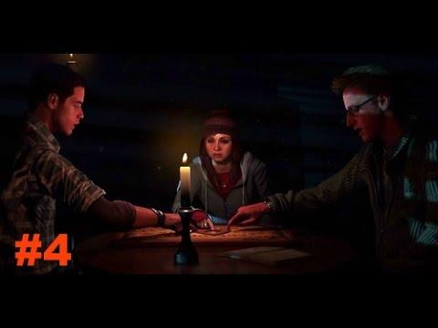 Until Dawn PS4 Gameplay Walkthrough Part 4 - Ouija Board thumbnail