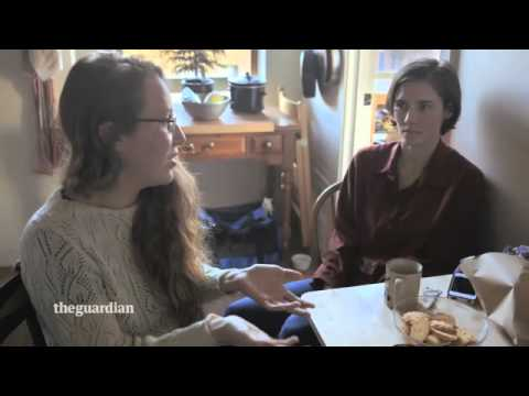 Exclusive video interview with Amanda Knox: guilty verdict 'like a train wreck'