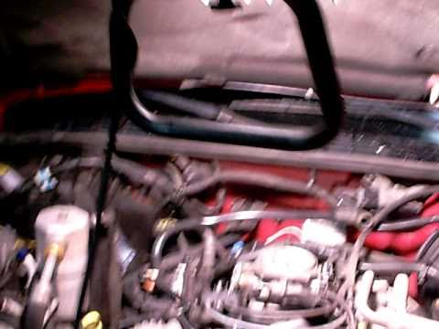Part 1 of 5, 2001 Chevy Xtreme Blazer Anti-Freeze Leaking Intake Manifold Repair