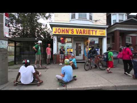 Side Street Surfing - Toronto - July 25, 2014