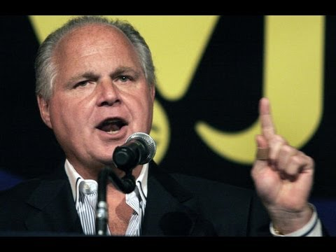 Rush Limbaugh's Most Loathsome Moments - Is He Finished?!