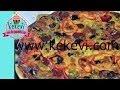 Pizza Nasıl Yapılır? 6 dakikada harik...