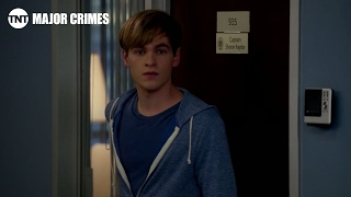 Major Crimes: Officer Banter- Season 3, Ep. 5 [CLIP] | TNT