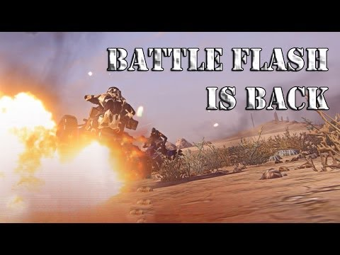 Planetside 2 - Flash: The Tank Hunter