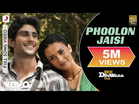 A.r. Rahman - Phoolon Jaisi Video | Ekk Deewana Tha | Prateik video