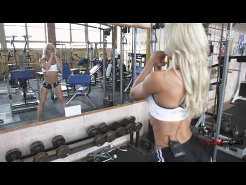 Female Fitness Motivation - Russian Bikini Fitness - Yougifted