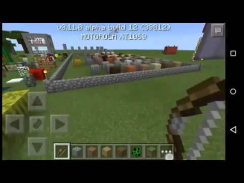 Minecraft Pe 0.11.0 Build 12-BlockLauncher