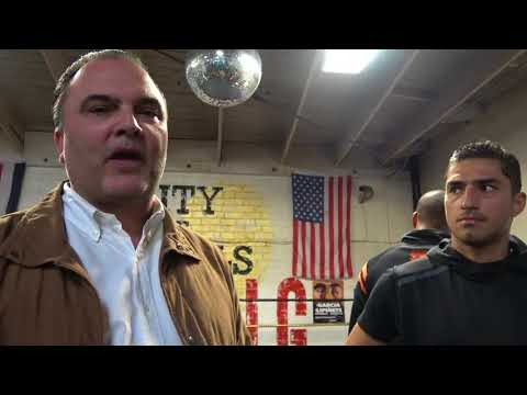 richard schaefer on mikey garcia and wsb finals EsNews Boxing