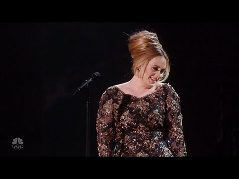 Adele - Water Under the Bridge (Live from New York City)