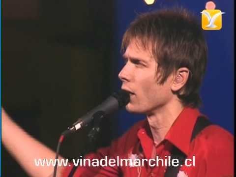 Franz Ferdinand, The Dark of The Matinee, Festival de Viña 2006