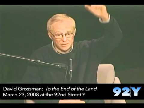 0 David Grossman: To the End of the Land