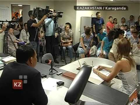 Kazakhstan. News 27 July 2012 / k+