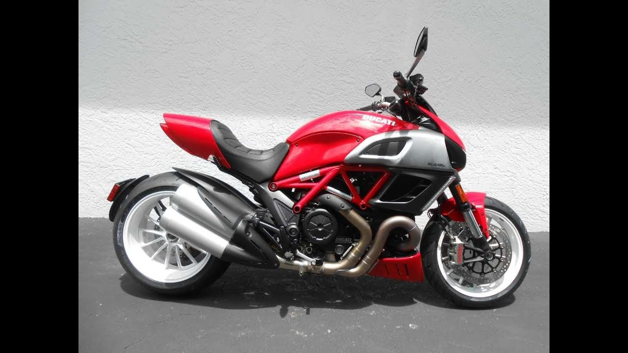 Motorcycles Like The Ducati Diavel