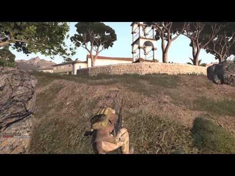 ArmA 3 Breaking Point. Military Cache. Создание бандитского ящика. yoffy.ru
