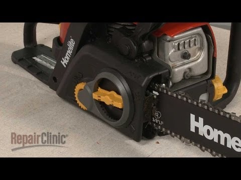 Chain Cover - Homelite Chainsaw
