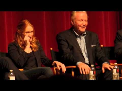 LIEV SCHREIBER, ELLIOT GOULD & JON VOIGHT -- RAY DONOVAN PANEL  HIGHLIGHTS