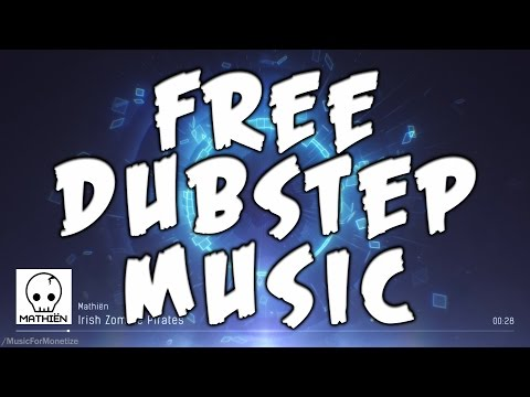 Manslaughter - Irish Zombie Pirates FREE Dubstep Music For Monetize #1