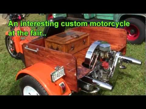 Custom Trike at The Floyd Auto Fair
