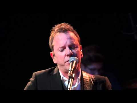 Kiefer Sutherland Band Live at Salinas Fox Theater