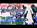 Kingdom Hearts 3 - Top 10 Possible Secret Bosses